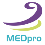 The MEDpro Medical Corporate logo
