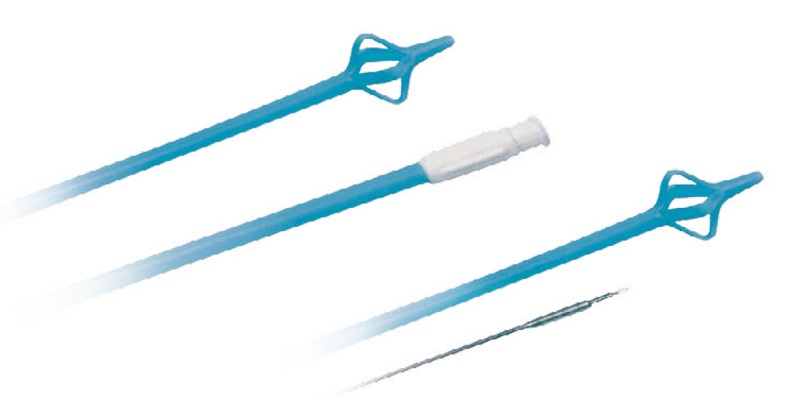 Suprapubic Catheter Image
